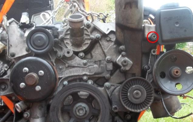2005 Volvo Xc90 Fuse Box Diagram Remove Install Power Steering Pump Mercedes Benz