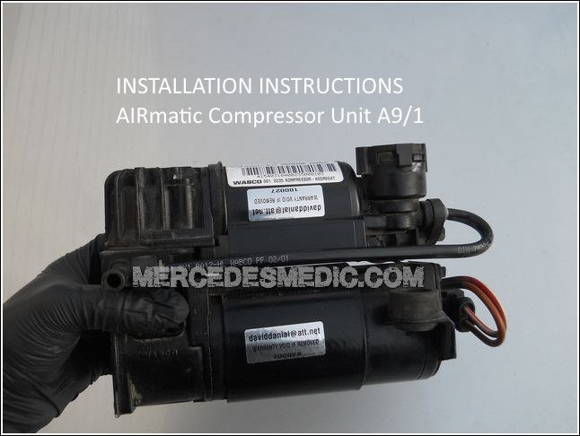 air conditioner wiring diagram chinese dragon origami suspension compressor installation guide diy how to repair – mb medic