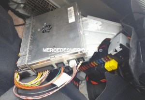 Remove Install Audio Gateway Control Unit AGW N931 – MB Medic
