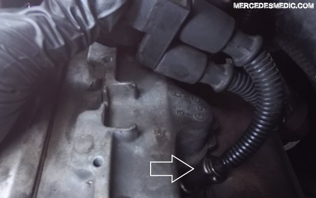 Mercedes Benz 1995 E320 Wiring Diagram Diy How To Change Spark Plugs Yourself Mercedes Benz Mb