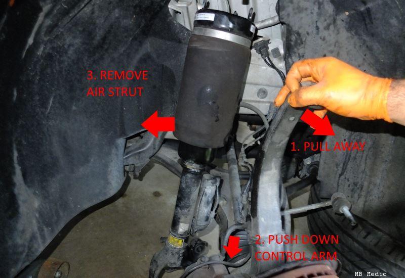 2013 Mercedes Ml350 Fuse Diagram Air Suspension Troubleshooting Guide Airmatic Visit Workshop
