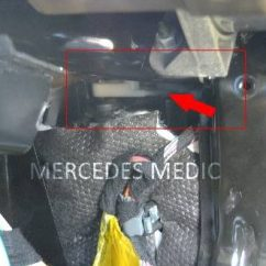 Dryer Wiring Diagram Bird Foot Ml320 W163 Blowing Hot Air Stuck - Easy Fix
