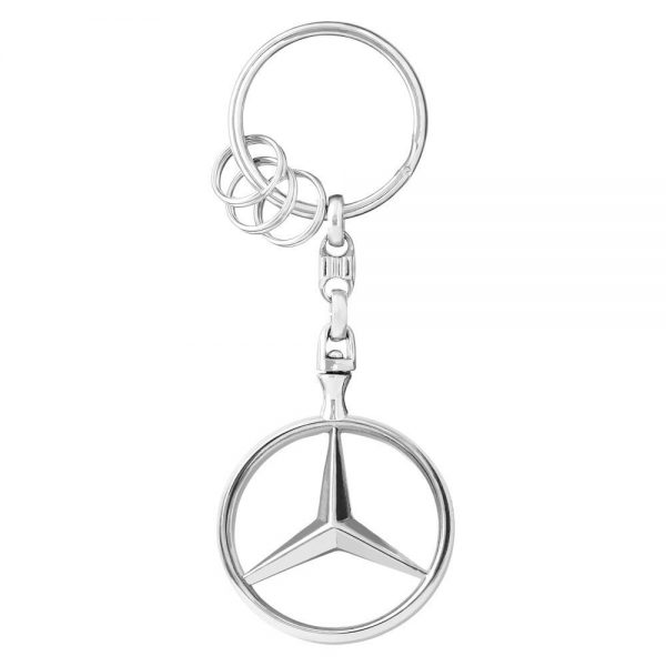 10 Mercedes Key Chain Designs You Will LOVE