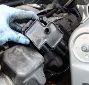 Mercedes Ignition Coil Pack Replacement  EASY DIY Instructions