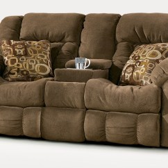 Double Sofa Recliner Leather Furniture Covers Ashley Macie Brown Reclining Loveseat