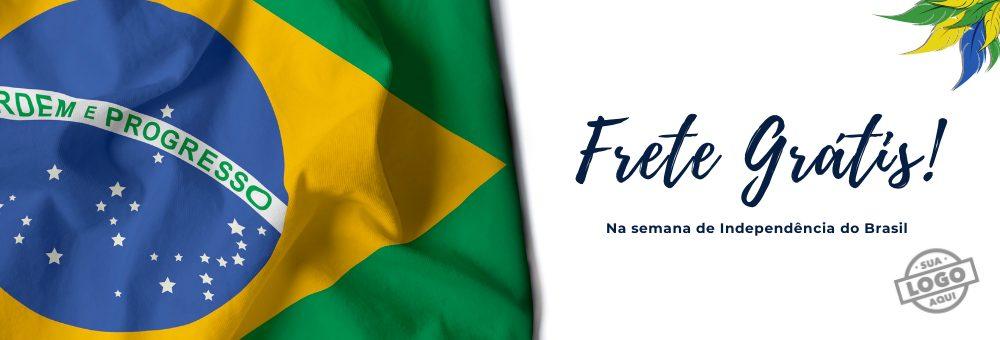 Banner App - Independência do Brasil