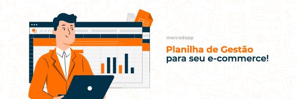 Planilha de Gestão para E-commerce