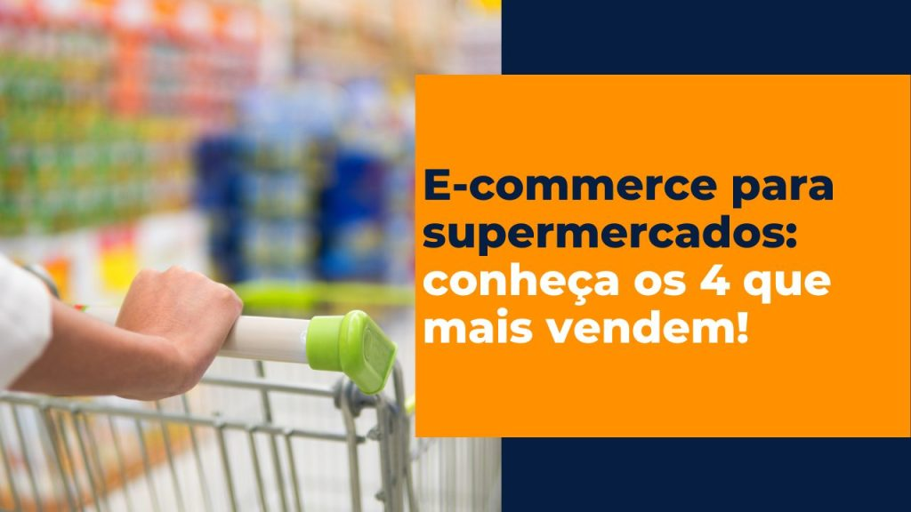 E-commerce para Supermercados