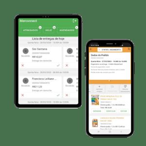 Merconnect App