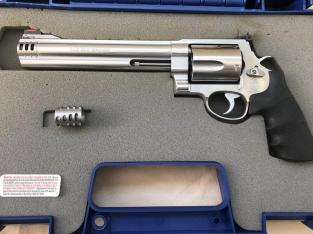 Smith Wesson Modelo 500
