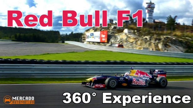 CARRO DE F1 EM 360º