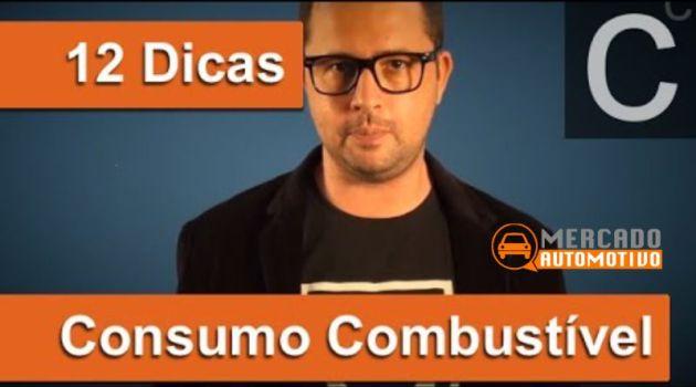 Dr CARRO 12 Dicas Consumo Combustível