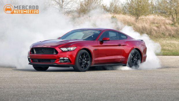 Avaliação Ford Mustang V6