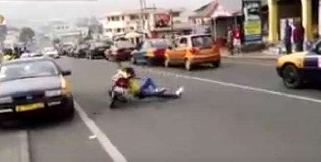 Aprenda como andar de moto