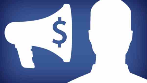 Facebook mais orientado às vendas.