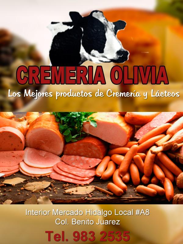 cremeria-olivia-flyer