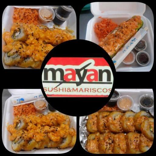 sushi mayan