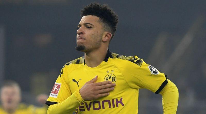 Borussia quer 130 milhões de Euros por Sancho