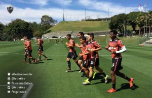 Imagem tirada do site oficial do Atlético Mineiro