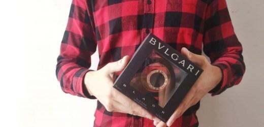 Bvlgari Black é oficialmente o meu melhor perfume de Outubro