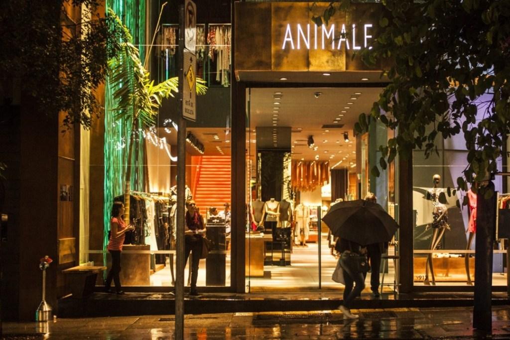 Grupo Soma controla as marcas Animale e Farm
