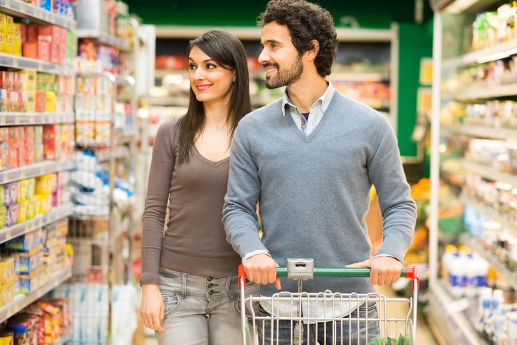 conveniencia nas compras