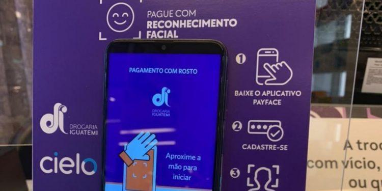 Drogaria Iguatemi começa a aceitar pagamento por reconhecimento facial