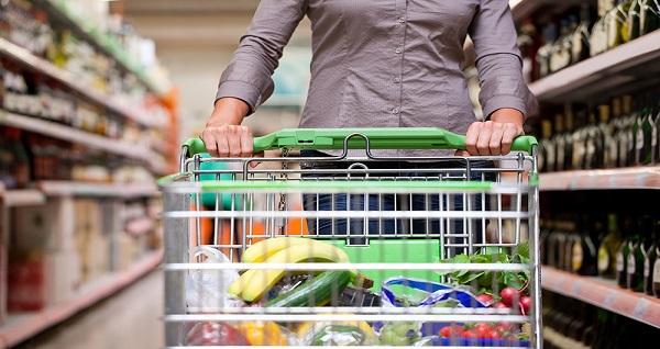 Gaste com aquilo que realmente precisa no supermercado