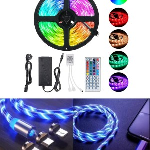 CINTA LED CABLE MAGNETICO