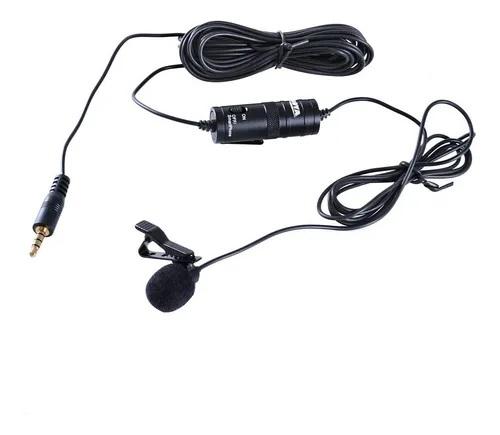 Microfono Boya By-m1