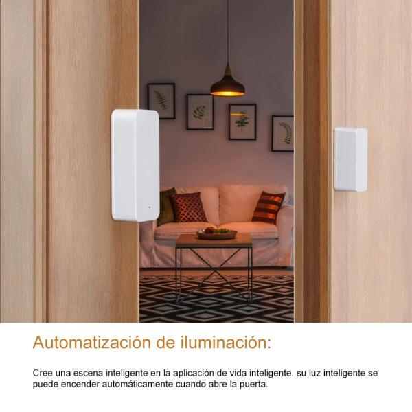 Sensor de Puerta Wifi 02