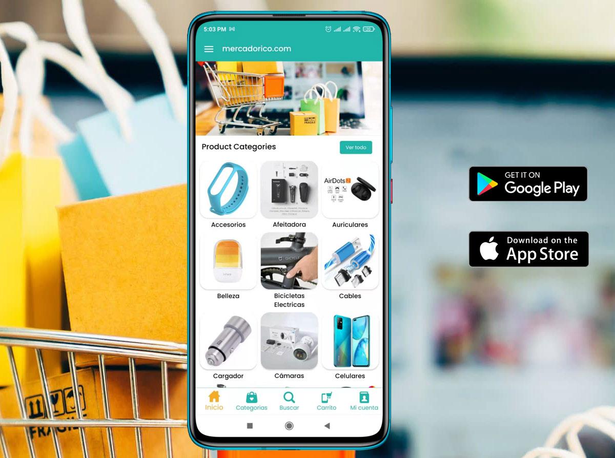 Mercado Rico App