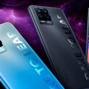 Celular Realme 8 Pro