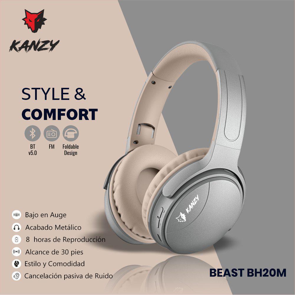 Diadema Bluetooth Beats BH20 06