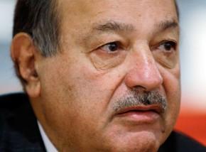 El magnate Carlos Slim