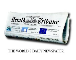 International-herald-tribune