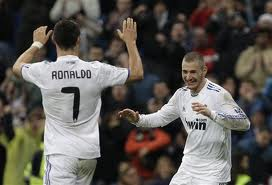 Real Madrid-Futbol