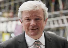 Tony Hall, director general de la BBC