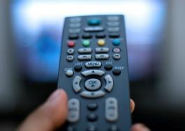 Control remoto - TV paga