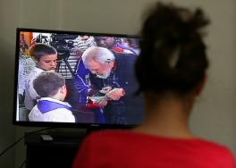 Cuba - televisión - efeservicios 265x188