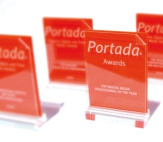 Premios Portada