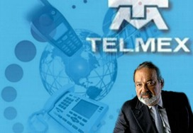 Telmex - Carlos Slim 265x188