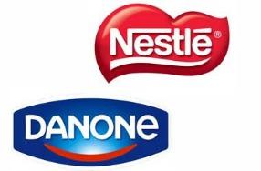 Danone - Nestlé 285x188