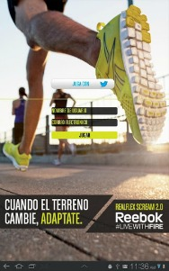 Reebok - App 5 188