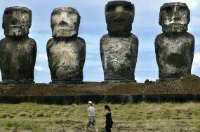 Chile travel - Isla de Pascua 285x188