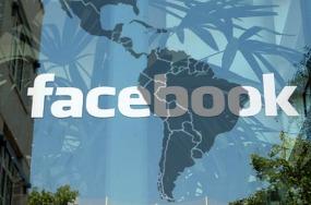 Facebook en América Latina 285x188