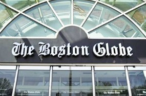 The Boston Globe 285x188