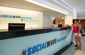 social wave - hotel 188