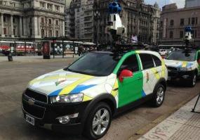 Google - Street view 2 - Argentina ok