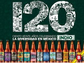 Indio - cerveza -